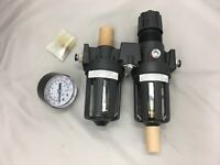 """Master Pneumatic Metal Aid Filter 1//4/"""" Model BFD50-2"""