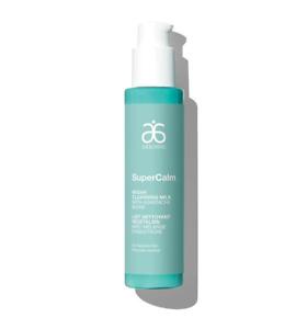 Arbonne SuperCalm Cleanser Vegan Cleansing Milk Sensitive Skin Brand New