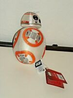 "Disney Store BB-8 7 ½"" Plush Droid Doll Figure Star Wars Force New With Tags"