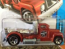 HOT WHEELS 2014-002 HW CITY WORKS TURBINE TIME 5SP RED