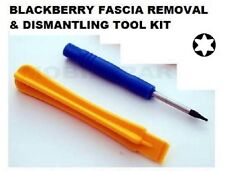 Fascia Removal & Disassenbly Tool Kit for Blackberry Bold 9900 & 9930 Phones