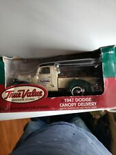 True Value - 1947 Dodge Canopy Delivery Bank