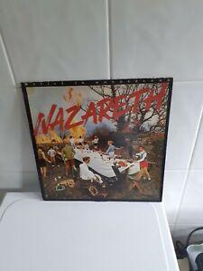 Nazareth - Malice In Wonderland (Mountain TOPS 126 w/inner) Good/VG+