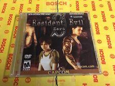 Resident Evil Zero Demo