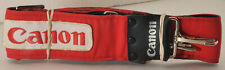 "red Canon 40"" camera strap.  I think it a real Canon product,  well made"