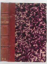 LES FIANCÉES de GEORGES DE PEYREBRUNE amour féministe oeuvres complètes en  1897