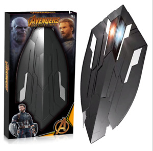 Avengers: Infinity War With lamp be out of shape Captain America shield toy mode