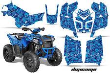 ATV Graphics Kit Decal Wrap For Polaris Scrambler 850XP 1000XP 13-18 DIGICAMO U