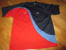 2003 US OPEN Silk (SM) Shirt Andy Roddick - Justine Henin-Hardenne