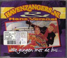Havenzangers&Hans Versnel- We gingen met de bus cd maxi single