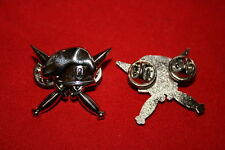SOLDIER OF FORTUNE S.O.F. SOF BERET BADGE MERCENARY REAL