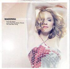 CD CARTONNE CARDSLEEVE 2T MADONNA AMERICAN PIE DE 2000 NEUF SCELLE