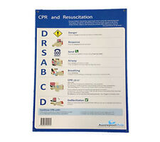 CPR Chart Swimming Pools & Spas