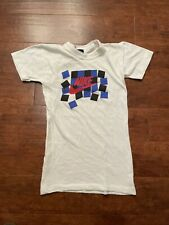 Vintage 80s Nike John Mcenroe T Shirt Made In The UK Tennis Mens XS