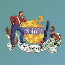 Anthony Phillips - Private Parts and Pieces I  IV (Deluxe Clamshell Boxset) [CD]