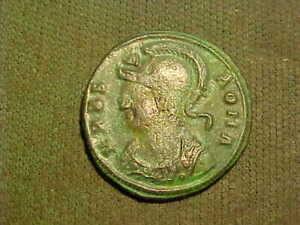 AE3 of Constantine l in very fine condition  307-337 AD.