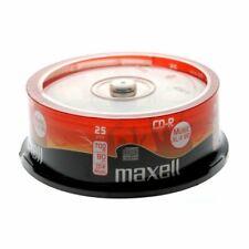 Audio Cd-r 80 Min./700 MB Maxell Xl-ii 80 in Campana di 25 pezzi