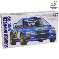 Tamiya 1/24 Sports Car Series No.218 Subaru Impreza WRC 1999 Model Car 24218