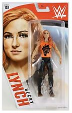 WWE Mattel Becky Lynch Series 103 Chase Variant Basic Figure