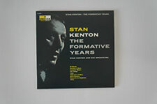 Stan Kenton-the Formative Years, Stan Kenton and his Orchestra, CD (25)