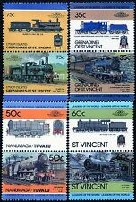 GREAT EASTERN RAILWAY (GER/LNER) Collection GB Train Stamps Loco 100 Locomotives