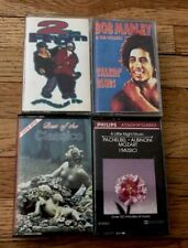 lot of 4 Mixed Cassettes Tapes Classic House Music Reggae