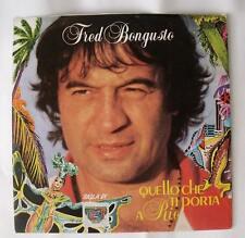 Fred Bongusto QUELLO CHE TI PORTA A RIO sigla tx tv TEST singolo 45 giri vinile