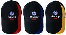 Volkswagen VW VR6 Racing Cap Casquette