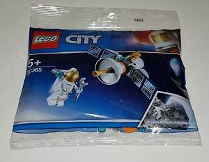 LEGO City Satellite Polybag Set 30365