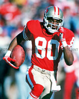 JERRY RICE Photo Picture SAN FRANCISCO 49ers Football Print 8x10 or 11x14 JR1