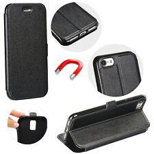 ^ 3 Book Case Hülle Schutzhüle Tasche Buch Schutz Xiaomi Redmi Note 3 SCHWARZ