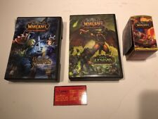 World of Warcraft Trading Card Game Heroes of Azeroth March Of The Legion Starte