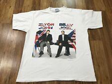 Xl - Vtg 1994 Elton John Billy Joel 90s Single Stitch All Sport T-shirt Usa