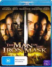 Man in The Iron Mask Blu-ray Region B Aust Post