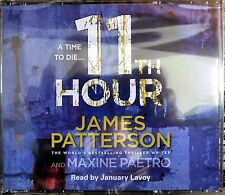 11th Hour - Womens Murder Club - Audio Book 4 CDs, Brand New