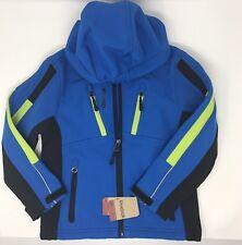 Reebok Jacket Toddler Boy's Winter Blue/Green/Black Jacket Size 3T NWT