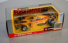 Burago 1/24 Burago Team - 6109 - Die-Cast Racing Car Scale Modell Auto NEU OVP