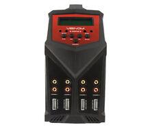 Venom Pro Quad 4-Port AC/DC Battery Charger (6S/7A/100W) LIPO LIHV VEN0686