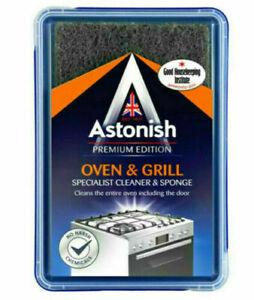 ASTONISH PREMIUM EDITION OVEN & GRILL SPECIALIST CLEANER & SPONGE 250g