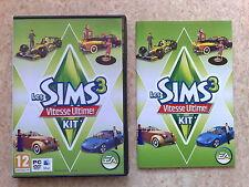 Les Sims 3 : Vitesse Ultime ! Kit extension du jeu les Sims 3 pour PC et MAC