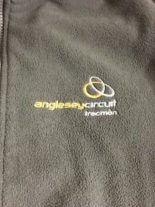 ANGLESEY CIRCUIT ORIGINAL SPONSORS CREW JACKET FROM COLLECTION MOTORBIKES CYCLES