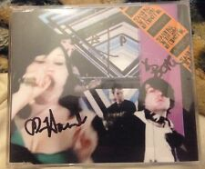 GOSSIP FULLY SIGNED STANDING IN THE WAY OF CONTROL CD SINGLE BETH DITTO ROCK