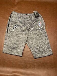 Nike NBA Spurs team issued Warm Up pants