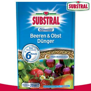 Substral 750 g Osmocote Beeren & Obst Dünger