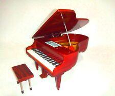 Pianoforte in miniatura marrone - Mini Piano brown - Mini Pianoforte marón