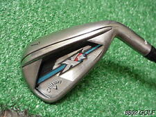 Nice Callaway XR OS 7 Iron Fubuki At 50 Graphite A Flex + 3/4 of inch over