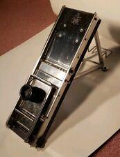 FRANCE Bron Couke Stainless Steel Mandoline Slicer!