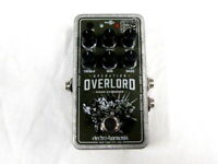 Used Electro-Harmonix EHX Nano Operation Overlord Overdrive Effects Pedal