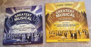 Greatest Musical Classics Cds