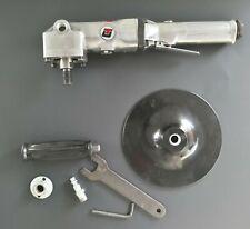 "Universal Tools / Florida Pneumatic Ut-8756 Heavy Duty Angle Sander 7"" Rpm 5000"